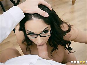 anal invasion jammed milf teacher Anissa Kate in class