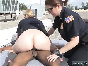 cougar fat jizz shot gonzo peeping Tom on our backsides!