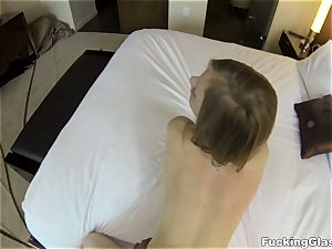 drilling Glasses - ideal girlfriend practice
