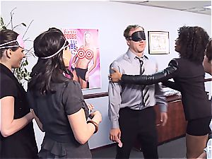 Getting nasty in the office part 1