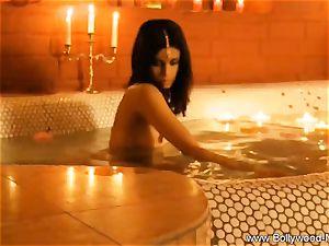 Take A sensual excursion thru India