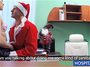 FakeHospital physician Santa spunks two times this yr