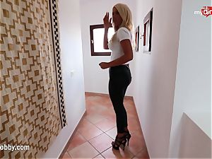 MyDirtyHobby - scorching cougar with a Real Estate Agent!
