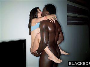 BLACKEDRAW Abella Danger Has The wildest big black cock fucky-fucky EVER