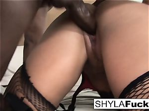 Prince delivers a dark-hued stiffy For Shyla