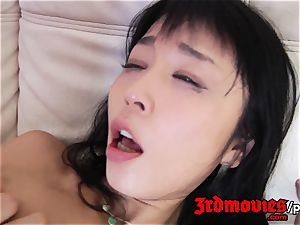unshaved japanese Marica Hase fucked firm