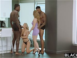 BLACKED My finest friend presented me to bbc