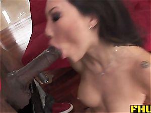 Fhuta massive black penis splits tight chinese