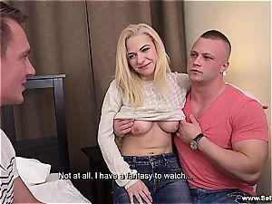 girlfriend pulverizes another boy to fulfil bfs desire