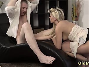 old young footjob She is so cool in this short skirt