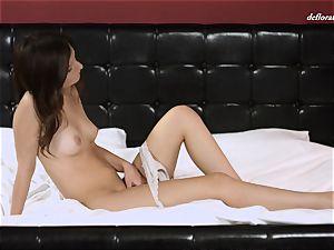massaging of Tina Fox