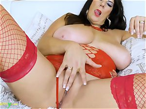 OldNannY meaty forms and large fun bags of Mature Lulu