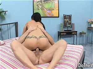 cuckold witnesses wife love buttons Jade nailed