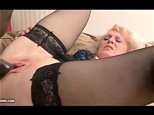 black rod longing for grandmother in gonzo multiracial