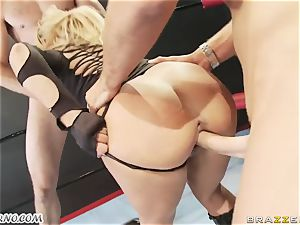 Phoenix Marie - ass-fuck bang-out battle in the arena