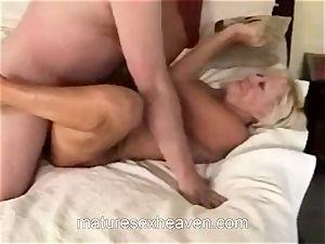 grandma railing yam-sized dick