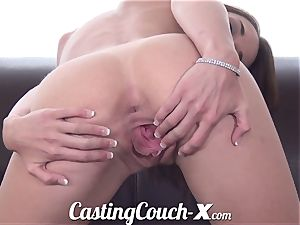 audition Couch-X Georgia peach exhilarated to do porno for $