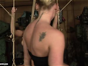 Kathia Nobili love poking the hot woman with faux-cock