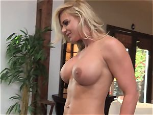 A little help from my mates part trio Maya Kendrick and Phoenix Marie