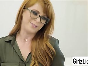 molten Therapist Penny Pax gets her fuckbox poked by customer Whitney Wrights