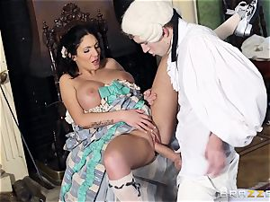 Emily B gets romped by a fortunate gentleman