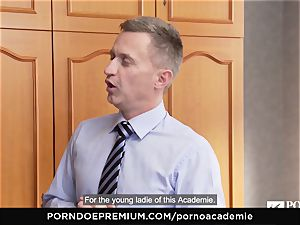 pornography ACADEMIE - nubile luvs naughty anal invasion romping