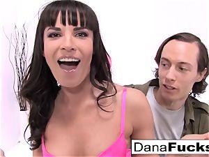 Dana gets donk penetrated by hefty manhood Owen
