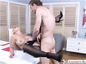 Kylie Page And Ryan nasty Office