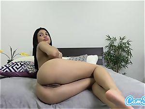 lubed latina anally toys